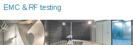 EMC & RF testing